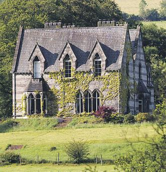 Brownsbarn House in Co Kilkenny, which was at the centre of the judgment