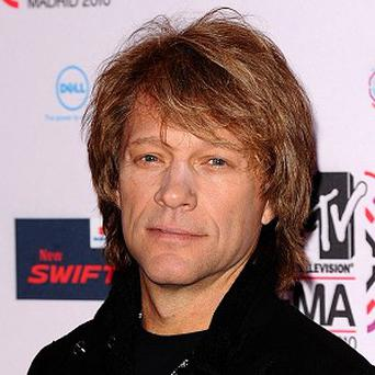 Jon Bon Jovi embarked on a listening tour of the US