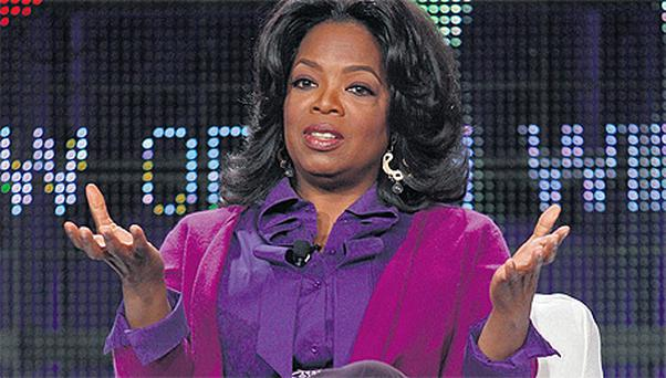 For a quarter of a century, 'The Oprah Winfrey Show has been America's emotional valve