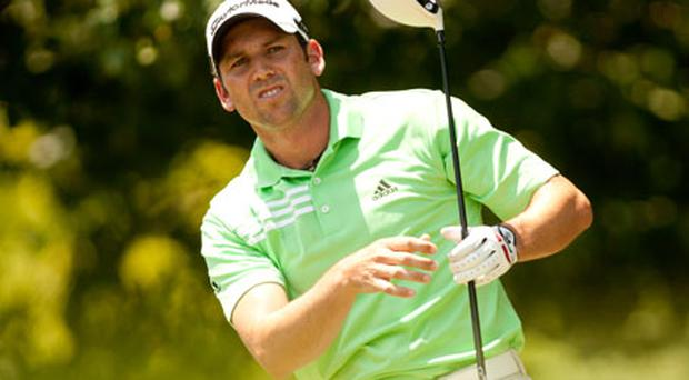 Sergio Garcia of Spain. Photo: Getty Images