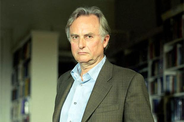 Richard Dawkins - portrayed as an austere, proselytising dogmatist despite being nothing of the sort