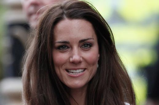 Bank details hacked: The Duchess of Cambridge. Photo: Getty Images