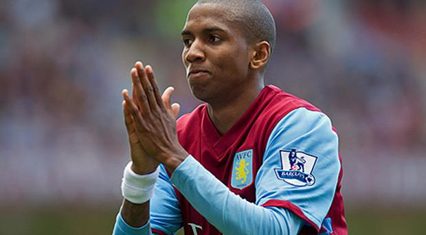 Ashley Young set to move to Manchester United. Photo: Getty Images