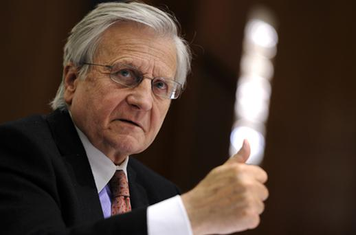 'I have to say that what I see from Ireland gives confidence of the capacity of the country to go in the right direction' - Trichet