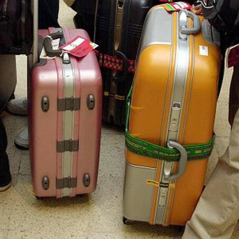 A man has been arrested in Spain after hiding in a suitcase in order to steal from other people's luggage