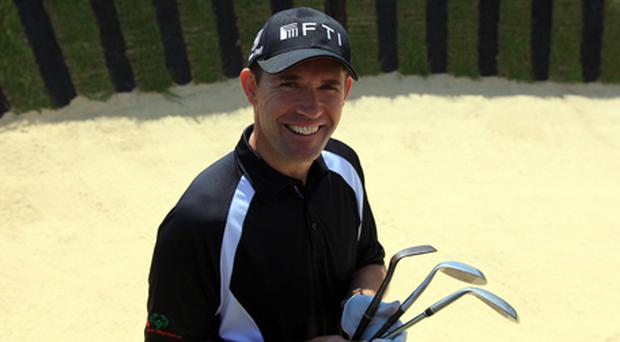 Padraig Harrington opened the FedEx St Jude Classic with a satisfying level- par 70. Photo: Getty Images