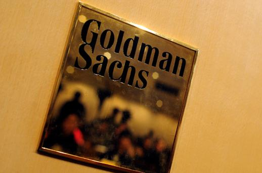 Fine: Goldman Sachs. Photo: Getty Images