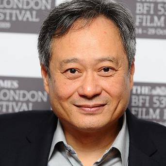 Ang Lee was pleased with his son's performance