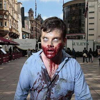 Leicester City Council chiefs admitted they are woefully unprepared for a zombie attack