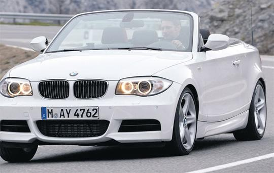 BMW118d MSPORTCONVERTIBLE RATING 84/100