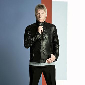 Paul Weller's new collection features six items of clothing