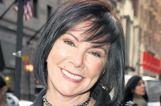 HAIR AND NOW: Marcia Clark has left behind her prosecutor's perm and gone for something straight — unlike her novel, which has many a twist and turn. Photo: Jae C Hong-Pool