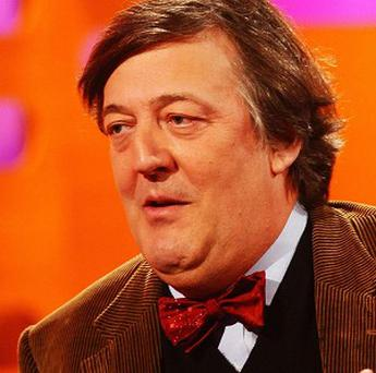 Stephen Fry said the original name for the dog in Dam Busters was no longer appropriate