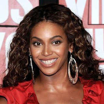 Beyonce shares the Glastonbury headliners' bill with U2 and Coldplay