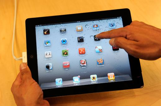 The iPad app will be launched in Europe on a trial basis first, with the global roll out expected later in the year. Photo: Getty Images
