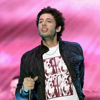 Example has a number one single in the UK