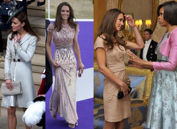 The Duchess of Cambridge. Photos: Getty Images