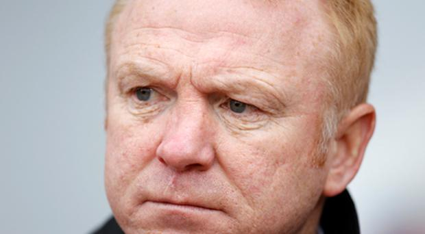 Villa say that McLeish is a 'free agent'. Photo: Getty Images