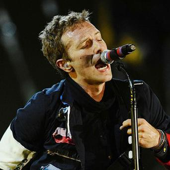 Coldplay will play at the iTunes Festival