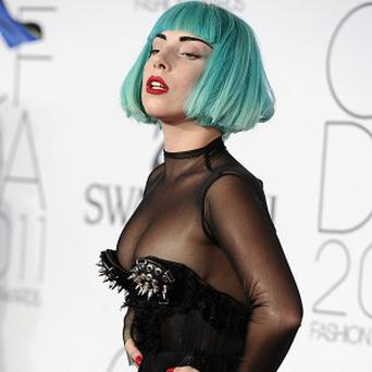 Lady Gaga has been named the best paid star under 30