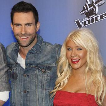 Adam Levine and Christina Aguilera have teamed up on a new song