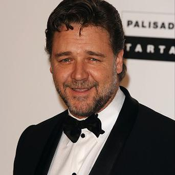 Russell Crowe is being linked to the role of Superman's dad
