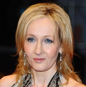 A spokeswoman for JK Rowling said the website was for a project that is not a new book