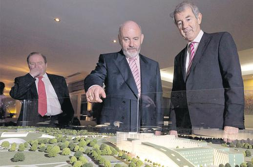 A big casino in the heart of the picturesque Tipperary countryside would be a blot on the landscape