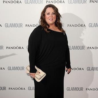 Melissa McCarthy is proud to be part of the Bridesmaids posse