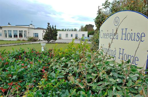 The Creevelea Nursing Home in Co Meath