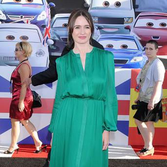 Emily Mortimer revealed she is not a proud car-owner