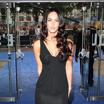 Megan Fox recently finished work on the comedy Friends With Kids