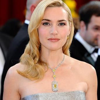 Oscar winner Kate Winslet is joining other stars on the Walk Of Fame