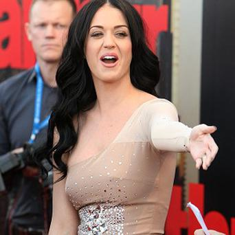 Katy Perry has to look after her voice on tour
