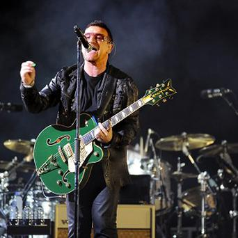 U2 are set to perform at the Glastonbury festival
