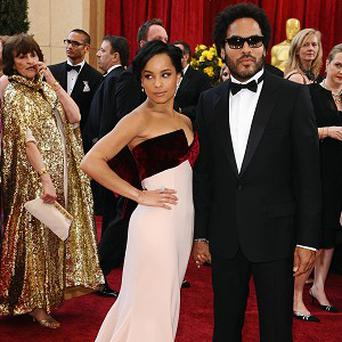 Lenny Kravitz loved watching his daughter Zoe in X-Men
