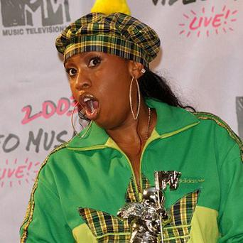 Missy Elliott has been battling Graves' disease