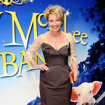 Emma Thompson has scripted the Nanny McPhee films