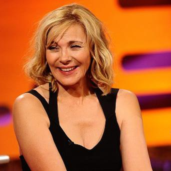 Kim Cattrall had to gain weight for her latest role
