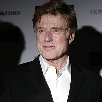 Robert Redford doesn't want to dwell on his past films