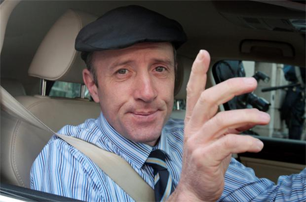 Mr Healy-Rae said that he didn't know who had made the calls as he was not there at the time. Photo: Tom Burke