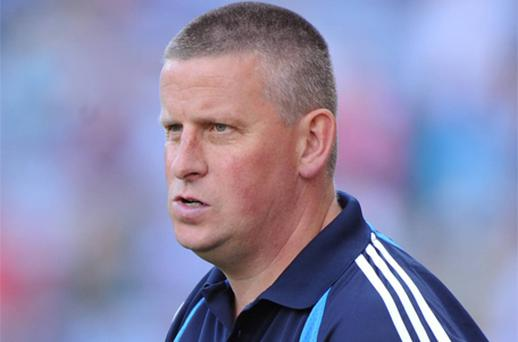 Former Dublin boss Paul 'Pillar' Caffrey. Photo: Sportsfile