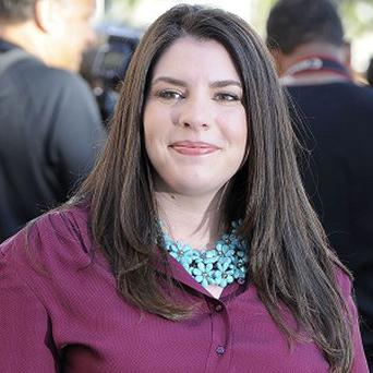Stephenie Meyer's latest work has been given a movie release date (AP)