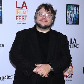 Guillermo del Toro has been talking about his forthcoming film Pacific Rim