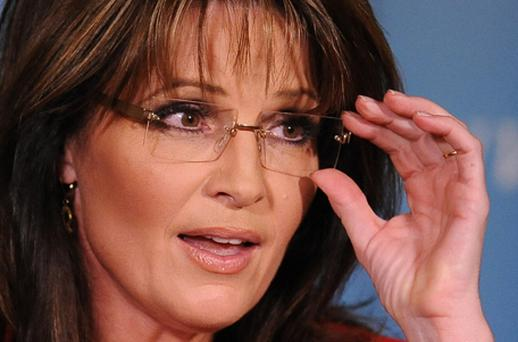 Sarah Palin: Tipped to run for the White House in 2012. Photo: Getty Images