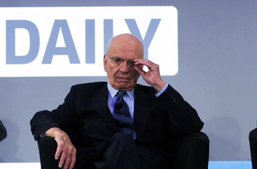 As part of Mr Murdoch's News Corp empire, MySpace lost its crown as the world's most popular social network. Photo: Getty Images