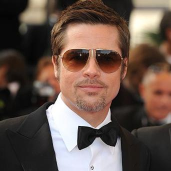 Brad Pitt plays an angry father in The Tree of Life