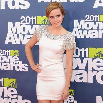 Emma Watson says she and Tom Felton have joked about her crush