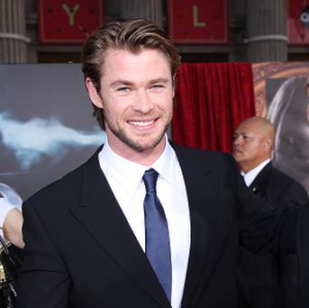 Chris Hemsworth is best known for his role in Thor