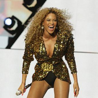 Beyonce has revealed how nervous she was before Glastonbury